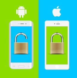 Auf dem Prüstand: Sicherheit von Android und Apples IOS