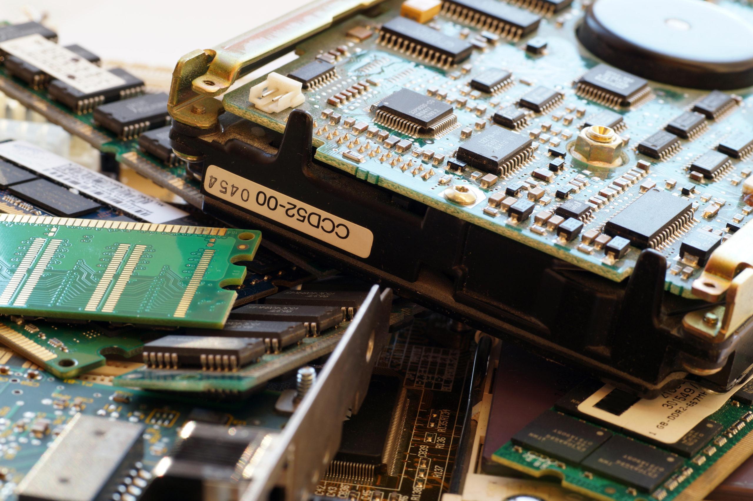 Gebrauchte Hardware